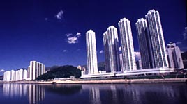 Shatin City One, Hong Kong